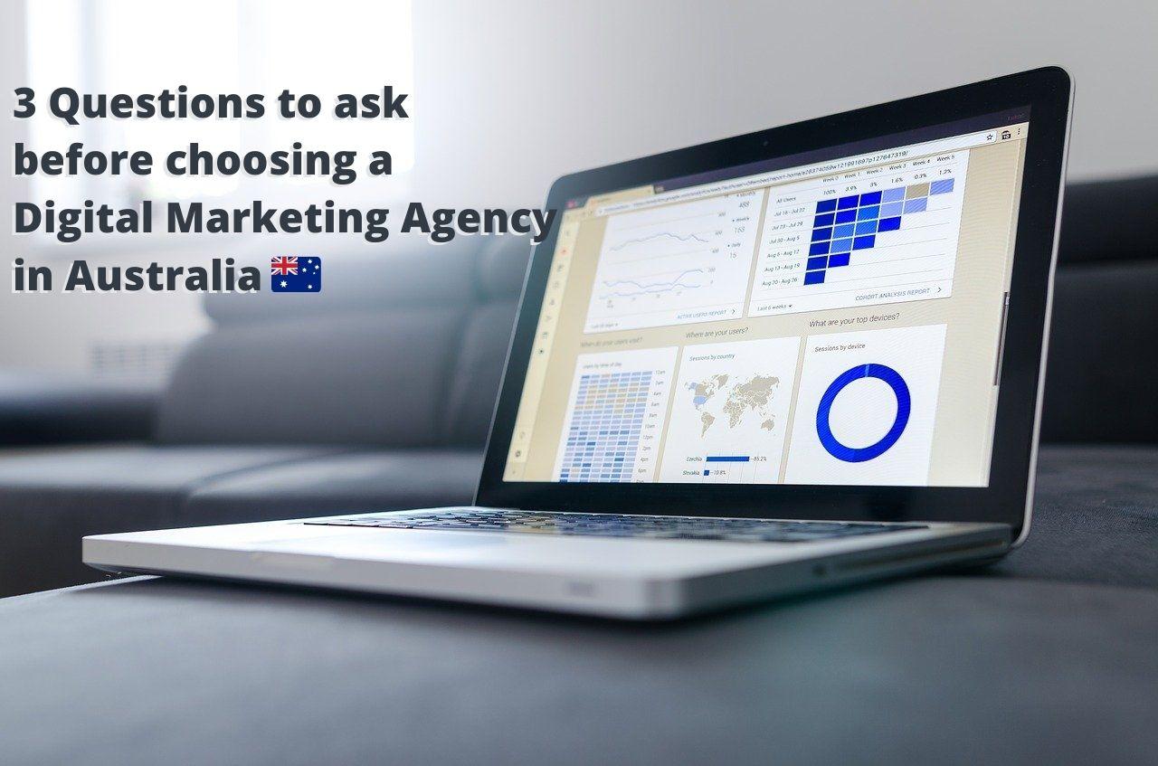 digital marketing agency in australia
