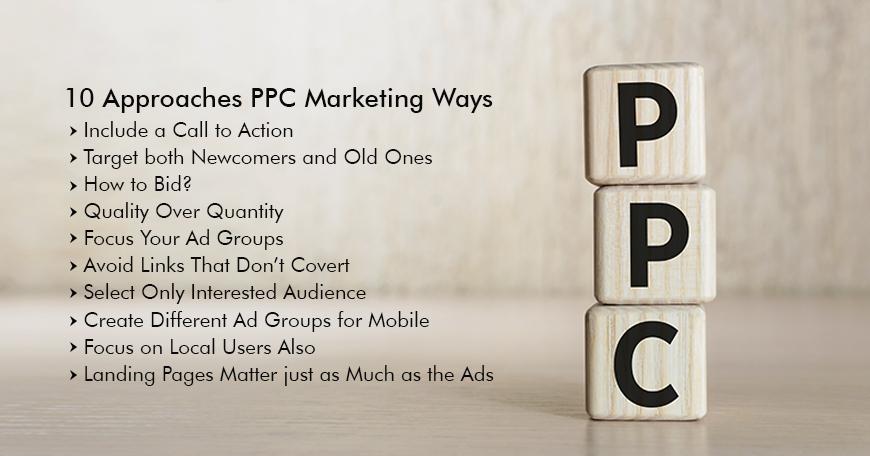 10 ppc marketing approach